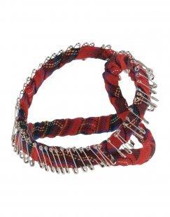 MISS GUMMO Damen Haaraccessoire Farbe Rot Größe 1