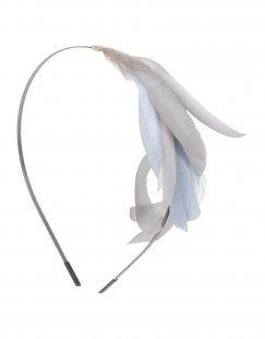 INDRESS Damen Haaraccessoire Farbe Himmelblau Größe 1