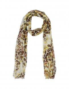 PEUTEREY Mädchen 9-16 jahre Schal Farbe Gelb Größe 1