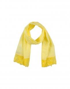 KI6? PRETTY Mädchen 9-16 jahre Schal Farbe Gelb Größe 2