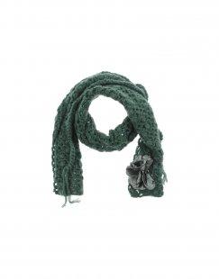 TWIN-SET Simona Barbieri Mädchen 9-16 jahre Schal Farbe Dunkelgrün Größe 5