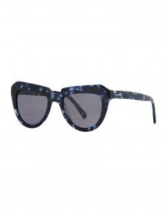 KOMONO Damen Sonnenbrille Farbe Dunkelblau Größe 9