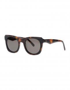 NEIL BARRETT Damen Sonnenbrille Farbe Dunkelbraun Größe 1