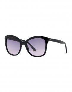 WEB EYEWEAR Damen Sonnenbrille Farbe Schwarz Größe 1
