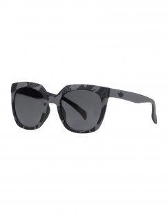 ADIDAS ORIGINALS by ITALIA INDEPENDENT Damen Sonnenbrille Farbe Grau Größe 1