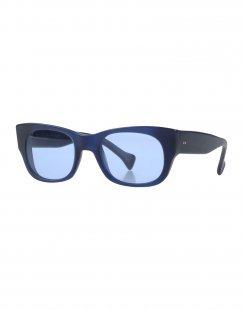 SATURNINO EYE WEAR Damen Sonnenbrille Farbe Dunkelblau Größe 1
