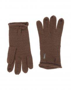 GUESS Damen Handschuhe Farbe Dunkelbraun Größe 6