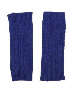 GEORGE J. LOVE Damen Handschuhe Farbe Blau Größe 1