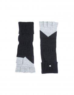 CHEAP MONDAY Damen Handschuhe Farbe Schwarz Größe 1