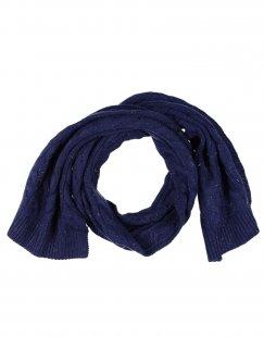 LILI GAUFRETTE Mädchen 0-24 monate Schal Farbe Dunkelblau Größe 10