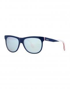 DIESEL Unisex Sonnenbrille Farbe Dunkelblau Größe 1