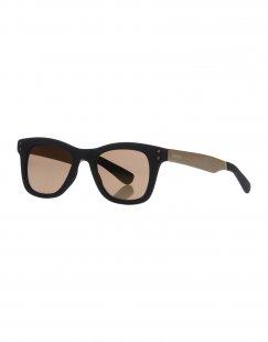 KOMONO Unisex Sonnenbrille Farbe Schwarz Größe 1