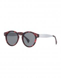 KOMONO Unisex Sonnenbrille Farbe Purpur Größe 1