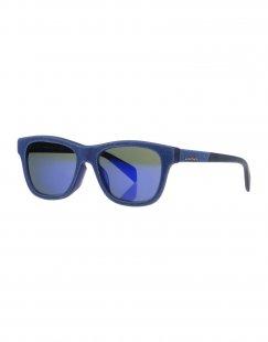 DIESEL Unisex Sonnenbrille Farbe Blau Größe 1