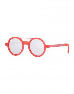 KOMONO Unisex Sonnenbrille Farbe Rot Größe 1