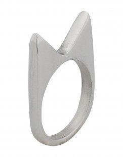 ARTISANS & ADVENTURERS Damen Ring Farbe Silber Größe 5