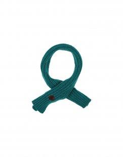 SHOESHINE Mädchen 3-8 jahre Schal Farbe Grün Größe 1
