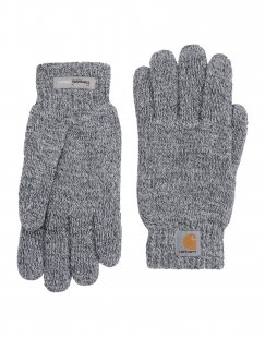 CARHARTT Herren Handschuhe Farbe Grau Größe 4