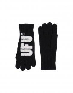 USED FUTURE Herren Handschuhe Farbe Schwarz Größe 1