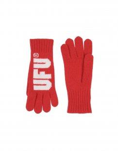 USED FUTURE Herren Handschuhe Farbe Rot Größe 1