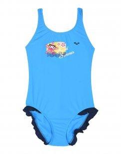 ARENA Mädchen 3-8 jahre Badeanzug Farbe Tūrkis Größe 2