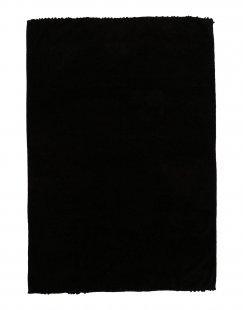 S AND S Damen Badetuch Farbe Schwarz Größe 1