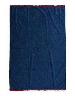 S AND S Damen Badetuch Farbe Taubenblau Größe 1