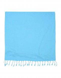 HAMMAMAS Damen Badetuch Farbe Azurblau Größe 1