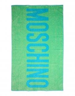 MOSCHINO Damen Badetuch Farbe Grün Größe 1