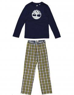 TIMBERLAND Jungen 9-16 jahre Pyjama Farbe Dunkelblau Größe 2