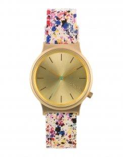 KOMONO Damen Armbanduhr Farbe Gold Größe 1