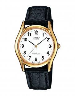 CASIO Herren Armbanduhr Farbe Silber Größe 1