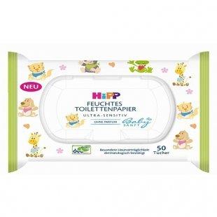 Hipp - Babysanft Feuchtes Toilettenpapier