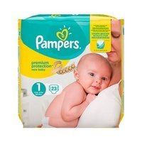Pampers Premium Protection Windel Größe 1 –New Baby-