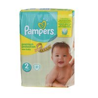 Pampers Premium Protection Windel Größe 2 Mini –New Baby-