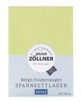 Zöllner Spannbetttuch Jersey für Wiege/Stubenwagen