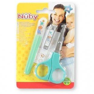 Nuby - Baby Maniküre Set, grün