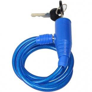 AVIGO - Fahrradschloss Blau