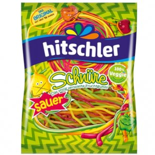 Hitschler - Bunte Schnüre, 125g