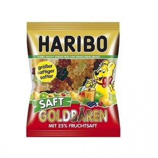 Haribo - Saft-Goldbären, 175g