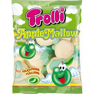 Trolli - Apple Mallow, 150g
