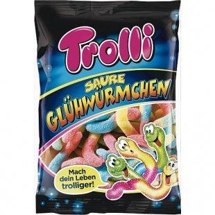 Trolli - Saure Glühwürmchen, 200g