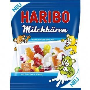 Haribo - Milchbären, 175g