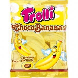Trolli - Choco Bananas, 150g