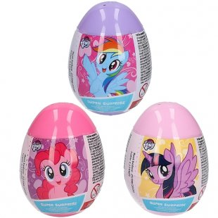 BIP Candy - Super Surprise Egg My Little Pony, 10g, sortiert