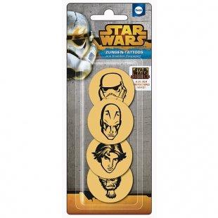 Star Wars Zungen Tattoos, 5g