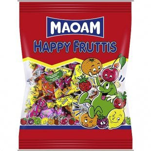 Haribo - Happy Fruttis, 175g