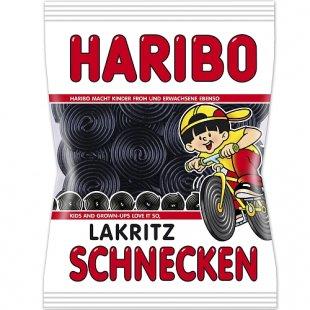 Haribo - Lakritz Schnecken, 200g