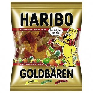 Haribo - Goldbären, 200g