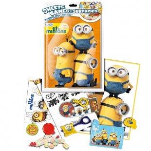 Minions - Wundertüte mit Spielzeug, 15g